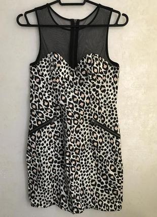 Нереально крутое платье h&m