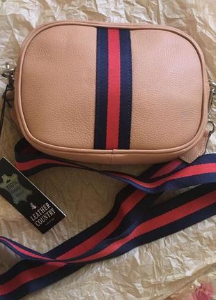 Кожаная сумка, кожаная сумочка