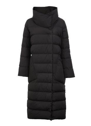 🦆90% натуральный пух 🔥 пуховое пальто  длинный пуховик vero moda