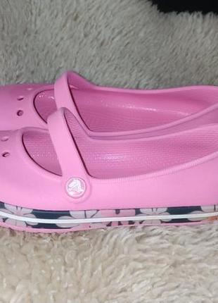 Crocs тапочки на фото