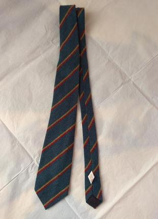 Вовняний галстук fendi