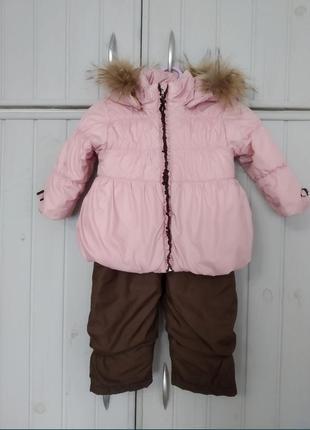 Куртка комплект комбинезон комбенизон