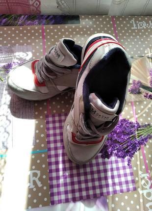Кроссовки на мальчика 35 розмер