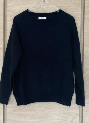 Пуловер мохеровый премиум класса msch размер s/m