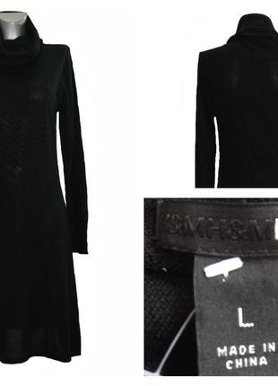 H&m платье женское шерстяное 3247