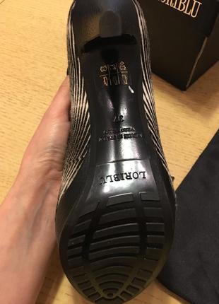 Туфли-ботинки loriblu
