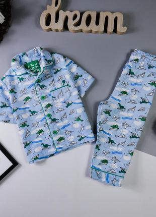 Пижама на 1-1.5 года/80-86 см