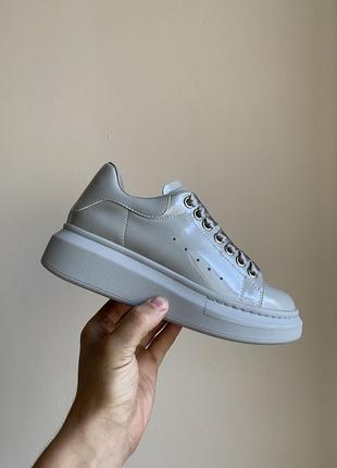 Шикарные женские кроссовки топ качество alexander mcqueen 🌍
