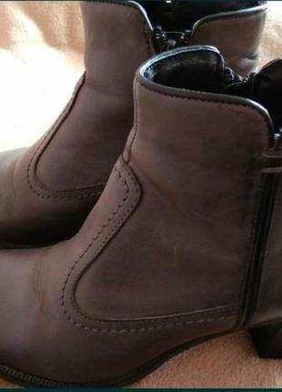 Ботинки ellen blake