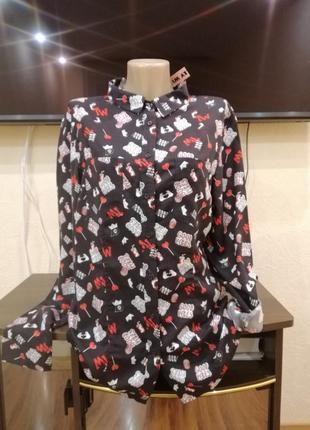 Блуза - рубашка tally weijl pm