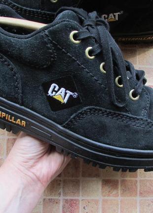 Ботинки caterpillar мужские замша длина по стельке 28 см 43 размер