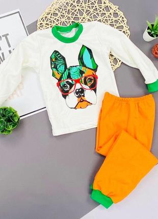 Тёплая пижама для деток