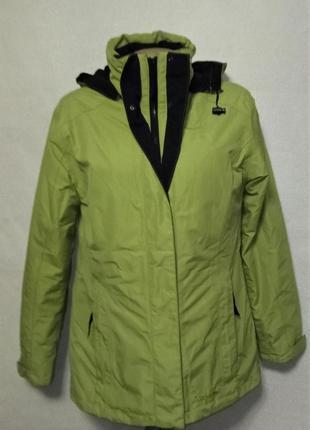 3в1 мембранная куртка ветровка штормовка schoffel venturi