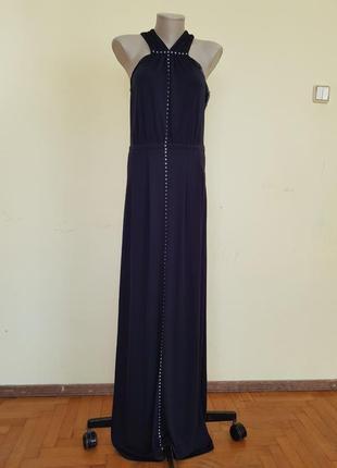 Шикарное вечернее платье длинное