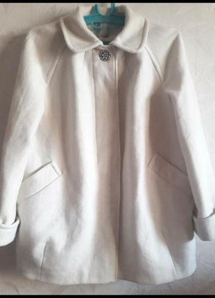 Элегантное осеннее пальто, 54-56-58?, tu