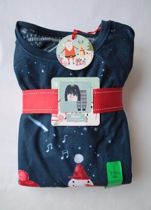 Пижама на мальчика флис зима primark