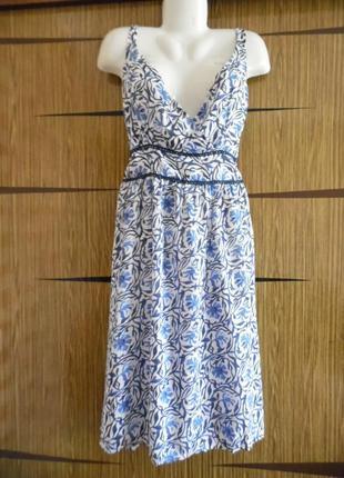 Платье лето intuition размер 16\18 – идет на 50-52+.