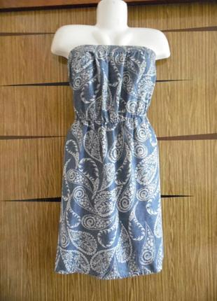 Платье сарафан новое neхт размер 18(46)– идет на 52-54.