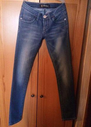 Легкие джинсы на лето