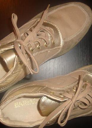 Туфли, ботинки кожаные barrage
