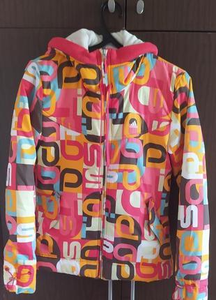 Курточка осень-зима adidas