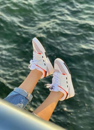 Женские шикарные кроссовки 🔥 adidas drop step white