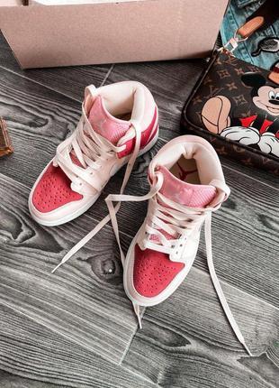 Женские шикарные кроссовки 🔥 nike air jordan