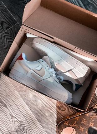 Nike air force 1 🔺женские кроссовки найк белые 🔺36-44