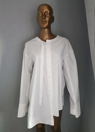 Стильная рубашка туника cos