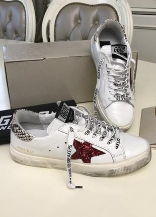Кеды новые golden goose 36,5
