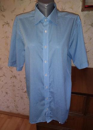 Мужская рубашка, р.42