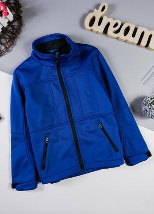 Демисезонная куртка на 7-8 лет/122-128 см
