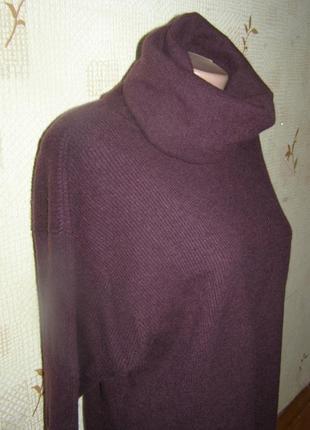 Madeleine гольф пуловер шерсть-ангора l-xl-размер
