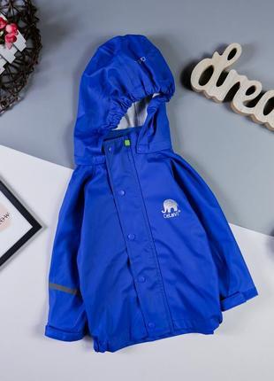 Куртка, дождевик на 1 год/80 см
