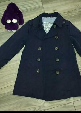 Модный тренч плащ пальто для модницы