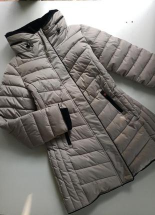 Street one, зимняя фирменная куртка  42(хл)