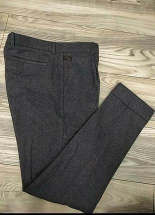Брендовые осенние брюки