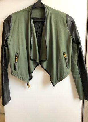 Куртка трансформер.