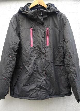 Удлиненная сортивная, лыжная куртка  life-line