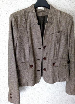 Пиджак kookai в составе шерсть.