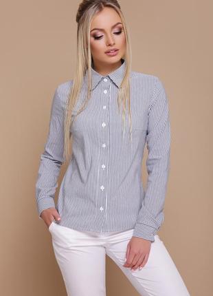 Topshop, рубашка стильная фирменная, трендовый фасон полоска