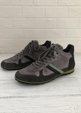 Мужские кроссовки ботинки bikkembergs