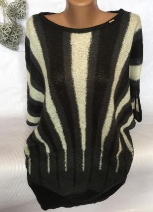 Крутой свитер , платье guess