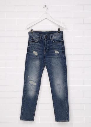Мужские джинсы с дырками рваностями потертостями h&m 5xl-6xl/60-62 раз