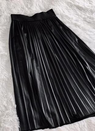 Плиссированная юбка sabina diamond