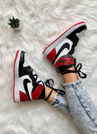 Женские кроссовки джорданы (jordan) 2020🆕высокая обувь на осень 🆕nike air jordan retro