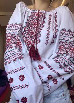 Вышиванка украинская классическая