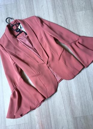 Пиджак датского бренда only  размер написан м, eu 36, uk 10, us 6