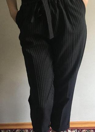 Укороченные классический брюки, штаны
