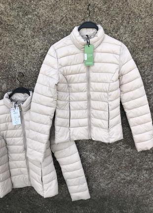 Стёганая куртка reserved